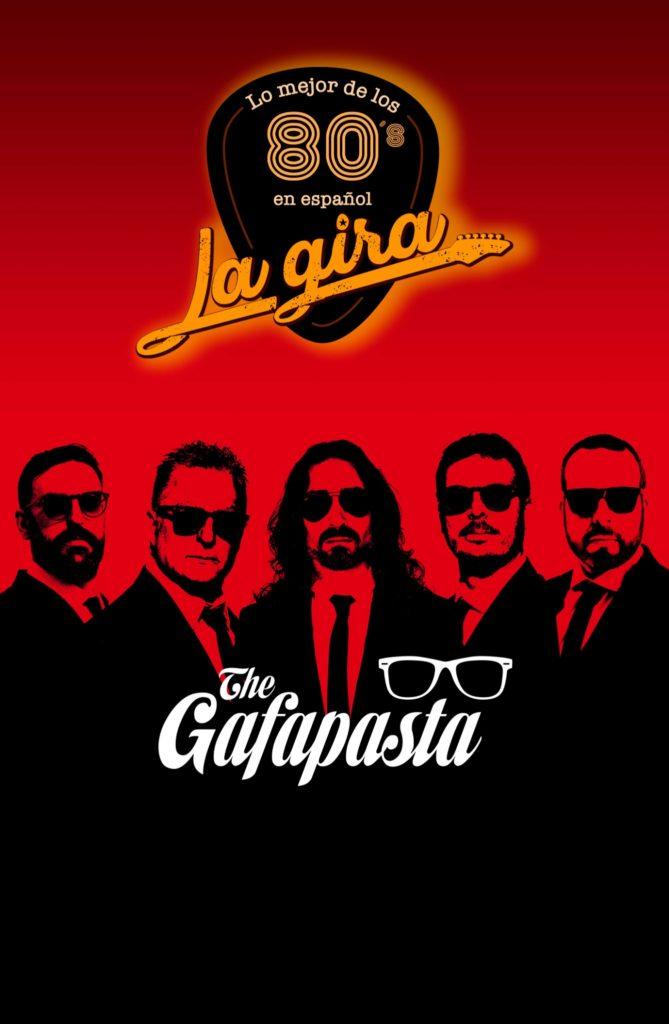 The Gafapasta - grupo de versiones de los 80 en español